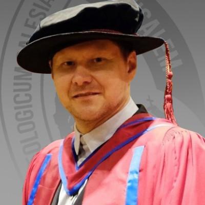 Andrzej Toczyski, SDB, PhD